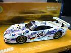 PORSCHE 911 GT1 #25 Le Mans 1996 Stuck Boutsen lim Edition Minichamps 1:43