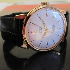 NEW OLD STOCK Vintage ROYCE AUTOMATIC Mens wristwatch SWISS MADE 1960s-MINT