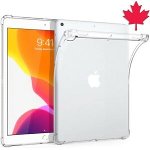 Premium Clear Bumper Case Cover For Apple iPad - ALL MODELS AVAILABLE