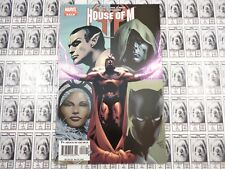 House of M (2005) Marvel - #6, Greg Land Variant CVR, Bendis/Coipel, NM