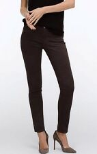 AG Adriano Goldschmied Jeans Womens 28R Stilt Cigarette $178 Skinny Brown EUC