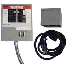Honda 30-Amp Power Transfer Switch System (6 Circuits - 120V)