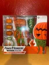 New listing Power Rangers Lightning Collection Mighty Morphin Pumpkin Rapper Figure Monster