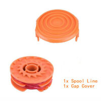 Replace Spool Kit Grass Cutter Spool Cover For WORX 50019417 WG105-WG118 Tool US