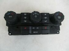OEM 2009-2011 MAZDA TRIBUTE FORD ESCAPE TEMPERATURE CLIMATE AC HEATER CONTROL