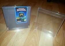 Cajas Fundas / Box Protector Nes - Nintendo (Nes) - CARTUCHOS x 10 und.