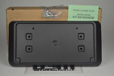 2013-2015 Jeep Rubicon 10th Anniversary Front License Plate Bracket new OEM