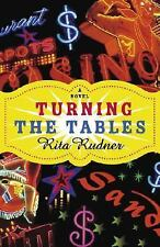 Turning The Tables By Rita Rudner-Signed 1st Edition