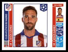 Panini Champions League 2014/15 - Jesus Gamez Club Atletico de Madrid No. 50