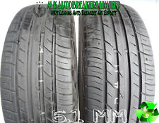 2x 215/65/R15 (96H) FALKEN (ZIEX ZE 914) 6.1 MM TREAD DEPTH