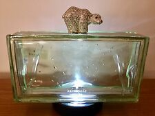 "KATE SPADE NY ""Caution to the Wind-Polar Bear on Ice"" Clutch Bag~RARE~SOLD OUT!!"