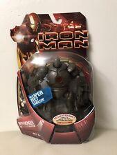 "Iron Man Iron Monger Action Figure 7"" Tall {Red Arc Reactor} 2008 Marvel"