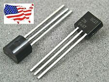 ' 2N5457 (2 pcs) N-Channel TO-92 JFET Transistor(BC27) - from USA