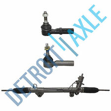 Complete Rack and Pinion + 2 Outer Tie Rod Ends for Dodge Dakota - 4x4 ONLY