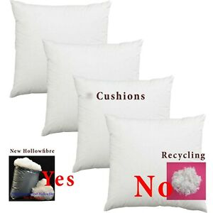 Cushion Pads Odd Inserts Inner Scatter Sofa Throw Couch Hollowfiber Pillow Sizes