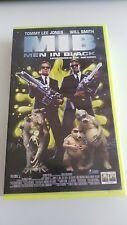 MEN IN BLACK MIB TOMMY LEE JONES WILL SMITH - VHS EDICION ESPAÑOLA &