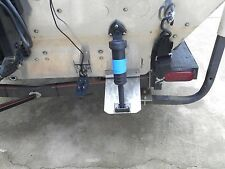 SELF LEVELING  TRIM TAB MODIFICATION for aluminum  /  john boats etc.