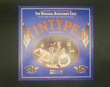 Tintypes Musical - The Original Broadway Cast - 1981 Double LP Vinyl Record VG+