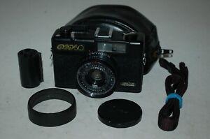 Fed-50 Vintage 1986 Soviet Rangefinder Camera, Lens and Case. 106690. UK Sale