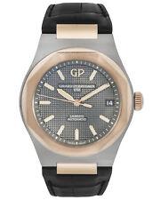 Girard Perregaux Laureato 18K Gold & Titanium Automatic Men's Watch 81010-26-232