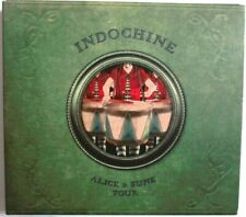 "INDOCHINE - RARE DOUBLE CD ""ALICE & JUNE TOUR"""