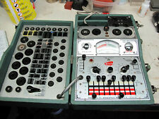 VERY NICE SECO 107 TUBE TESTER - POWERS UP - COMPLETE