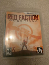 Red Faction: Guerrilla (Sony PlayStation 3, 2009)
