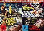 4 Horrorklassiker VINCENT PRICE George A. Romero JESS FRANCO Zombies DVD nuevo