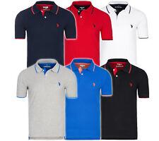NEU U.S. POLO ASSN. Shortsleeve Polo Herren Polo-Shirt Polohemd 197 4260851887