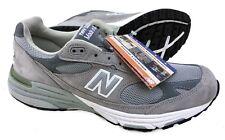 New Balance 993 Made in USA Men's Running/Walking Grey. Size US: 10 (2A XNARRW)