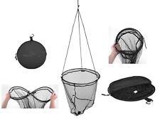 Spro Freestyle Drop Net Xtra 80cm gummierter Spundwandkescher  Tasche Dropnet