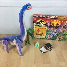 Vintage MB Games Jurassic Park 3D Puzzle Brachiosaurus