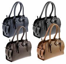 It Bag Women's Bag Handbag Shoulder Tote Bag Faux Leather Satchel