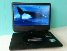 "10"" Portable DVD Player with Rechargeable Battery SD USB Port 10 Inch DVD Player"