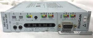 Pairgain HRU 412 HiGain REM Single-Slot Unit T1L2CC0AAA