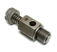 Motorcycle Compression Release, Spark Plug Hole Mount. Decompression Device.