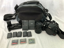 Canon EOS Rebel XT 350D 8.0MP DSLR Camera with 35-80