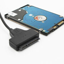 Sata USB 2.0 To 7+15 Line 2.5inch USB To Hard Drive Adapter Cable Connector 1Pc