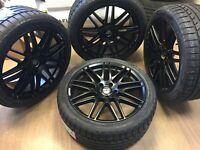 22 pouce roues ensemble + pneus d'été pour Mercedes G W461 W463 W463A 10J ET50