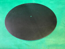 "Classic (For 8""/200mm approx. Decks) Neoprene Rubber Turntable Mat 2mm Thick"