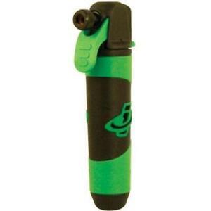 GENUINE Innovations Ultraflate G20310 Inflator Black/Green W/20G Cartridge Bike
