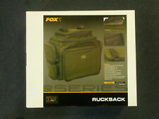 Fox R Series Rucksack Carp fishing tackle