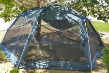 House Screen 14x9 Feet Proof Picnic Tent Shelter Camping Insect Outdoor Canopy