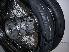 Kompletträder Speichen-rad Simson S51 S50 S53 KR Schwalbe Star Sperber Reifen