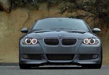 BMW SERIE 3 NUOVO ORIGINALE E92 E93 Paraurti Anteriore Labbro Spoiler PACCHETTO AERO 0414371