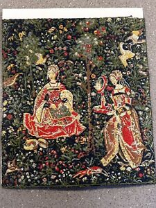 Dolls House TAPESTRY / WALL HANGING / PANEL