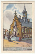N°18 Oude Stadhuis Schiedam Old Town Hall NETHERLANDS PAYS BAS HOLLAND CHROMO