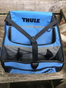 Thule Office Traveler Load And Go Car Trunk Bag Tote Organizer Blue