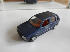 Hotwheels Fiat uno in Dark Purple on 1:43
