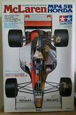 1/20 Tamiya McLaren Honda MP4/5B Senna Berger F1 Champion